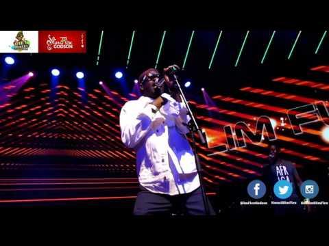SLIMFLEX LIVE PERFORMNCE  @ AFRICA ALL STAR MUSIC FEST TORONTO