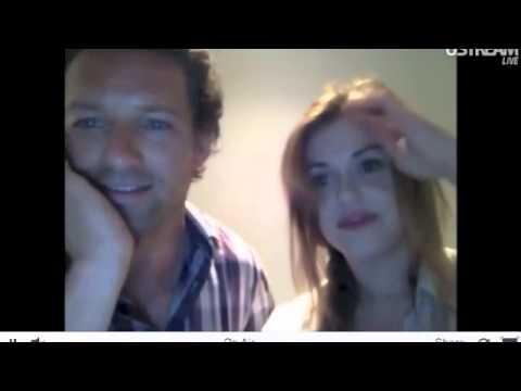 Lydia After Dark Ustream - July 30, 2012 (pt. 1)