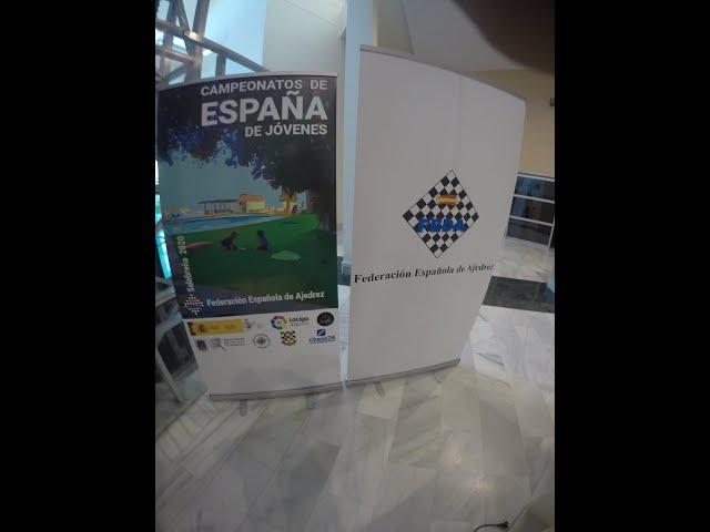 Campeonato de España sub8 - team Edapa