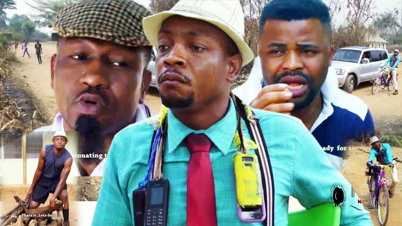 Download The Village Handsome Season 1 - 2018 New Nigerian Nollywood Comedy Movie Full HD
