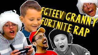 Fgteev Granny Game Song Music Audio Fortnite Rap Gumaga