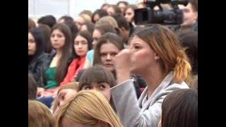 Студентка против митрополита Сергия (Самарский государственный экономический университет)