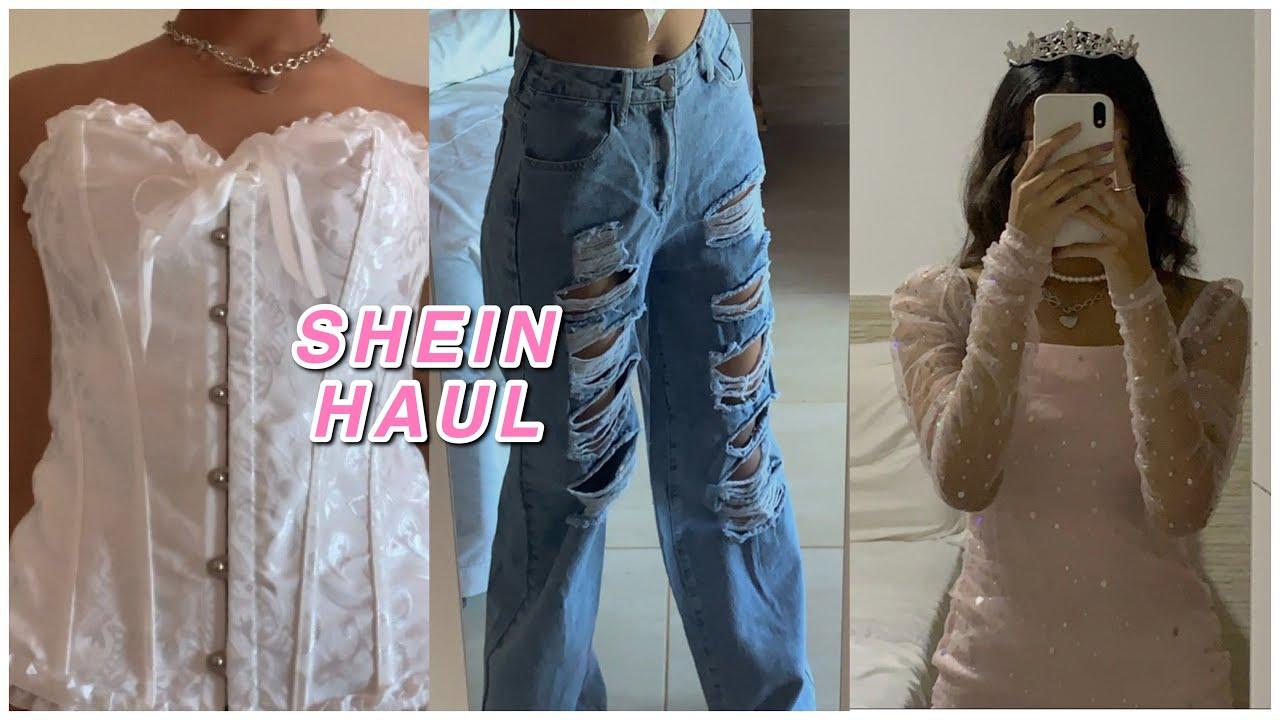 shein haul - recebidos da shein
