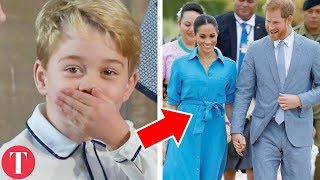 WEIRD Things Everyone Ignores About The Royal Family thumbnail