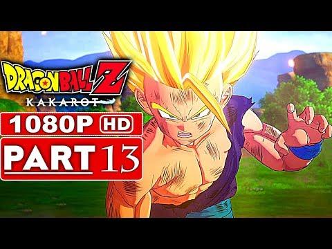 DRAGON BALL Z KAKAROT Gameplay Walkthrough Part 13 [1080p HD 60FPS PS4] - No Commentary
