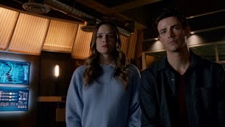 the Flash 6x09 (Crisis Crossover) - Snowbarry scenes