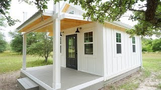Beautiful Small Cottage With A Fabulous Backyard Tiny House | Lovely Tiny House