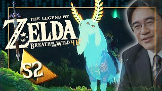 SPECIAL: Der HERR DER WILDNIS auf dem SATORI-BERG 🌳 THE LEGEND OF ZELDA BREATH OF THE WILD #52