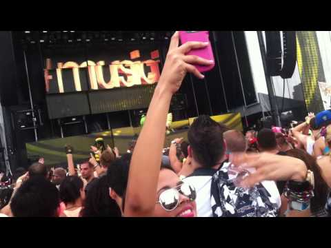 Dash Berlin feat. Band of Horses - The Funeral: Electric Zoo 2012 Day 3