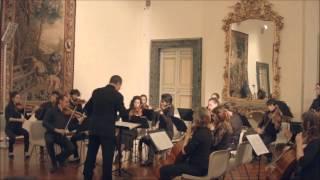 Archi Accademia Nova e Massimo Paris: B. Britten - Simple Simphony: Frolicsome Finale