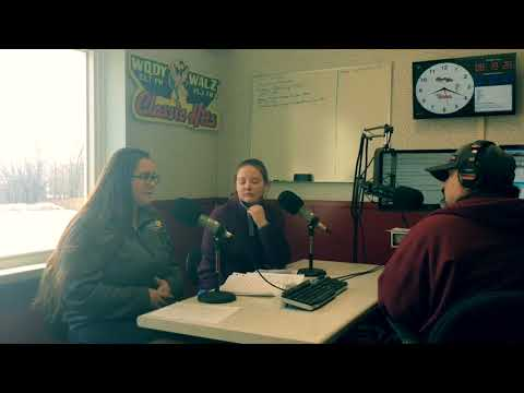Calais Maine Hunger Games info Radio Interview 2018