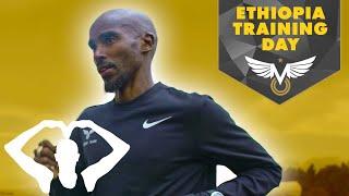 My Favourite Training Day in Ethiopia   Mo Farah
