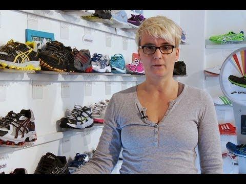 So finden Sie den richtigen Lauf-Schuh