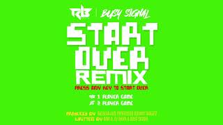 Ravi B feat. Busy Signal | Start Over Remix (Official Audio)