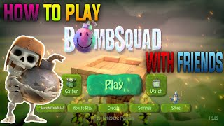 How To Play Bomb Squad With Friends | Android Multiplayer In Hindi | Rikama San D screenshot 5
