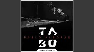 Play Tabú - Versión piano y voz