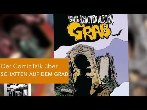 Der ComicTalk über SCHATTEN AUF DEM GRAB