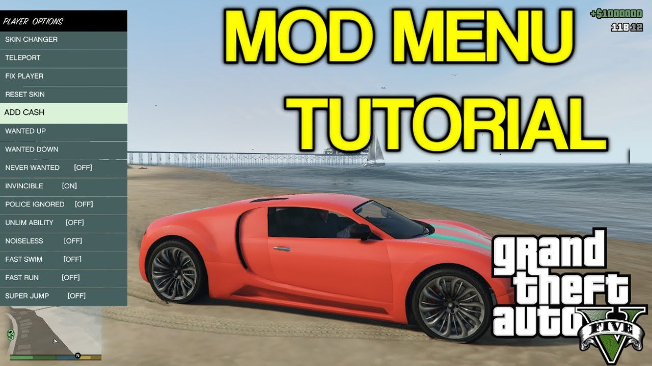 Installing Gta5 Mods In Pc 100 Working | MP3 MIND