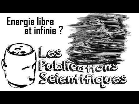 Ep08 Les publications scientifiques (l'énergie libre - Effet Dumas)