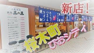 【大衆酒場五の五】ぴおシティまたまた新店!Yokohama area is a town in the city