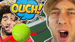 Tennis Junge - KNOCK OUT!  Torgshow #77