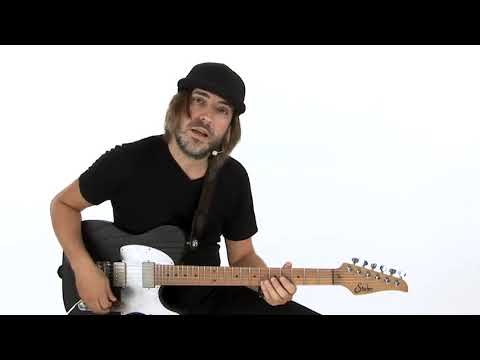 Andy Wood Guitar Lesson - Blues Foundations Licks & Tricks - ShapeShifter