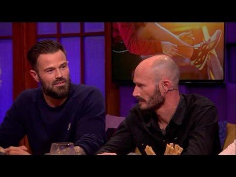 Arie: 'Door sport heb ik mijn broer terug'  - RTL LATE NIGHT
