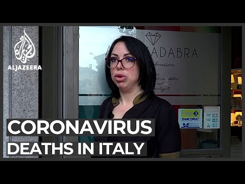 Coronavirus in Europe: Two deaths confirmed in Italy