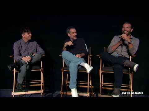 WAR DOGS Q&A with Bradley Cooper & Todd Phillips | 08.16.16
