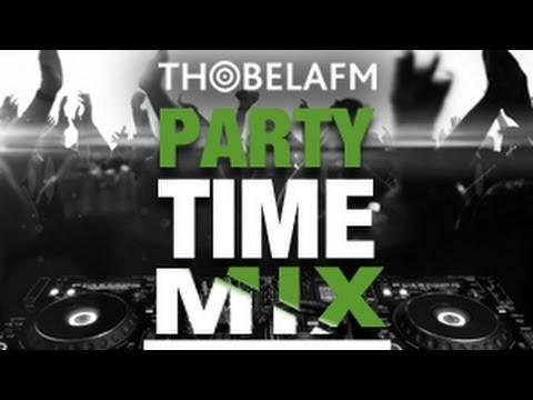 Thobela FM Party Time Mix -  Lenny T