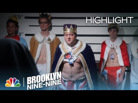 Brooklyn Nine-Nine - Rosa And Terry Have A Lineup Of Royal Babies (Episode Highlight)