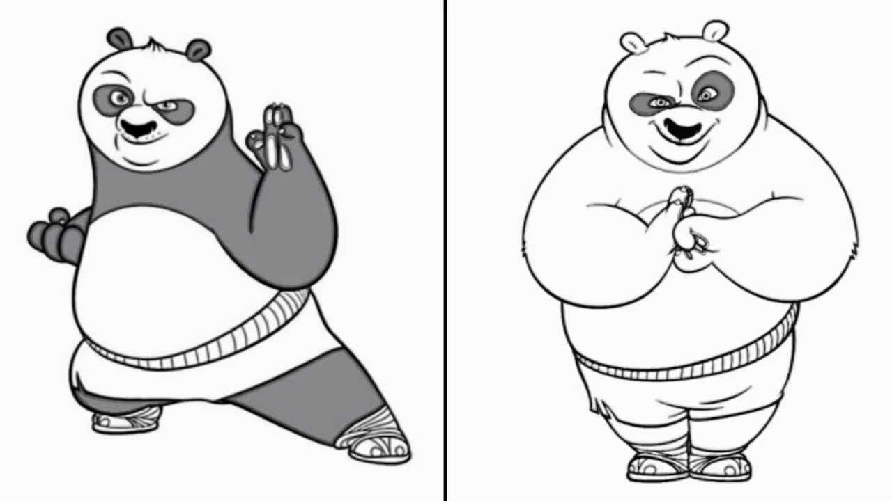 Free kung fu panda 3 printable party decoration pack.