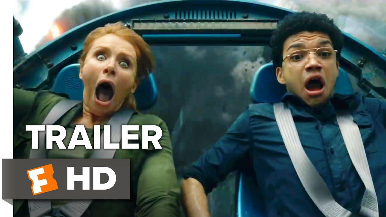 Jurassic World: Fallen Kingdom International Trailer #1 (2018) | Movie