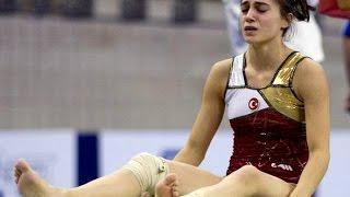 La gymnastique un sport si dur