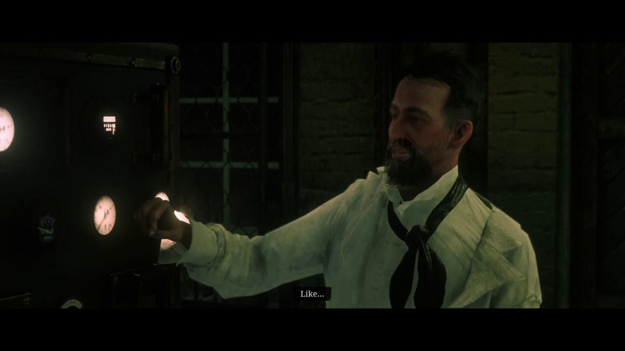 Red Dead Redemption 2 Marko Dragic