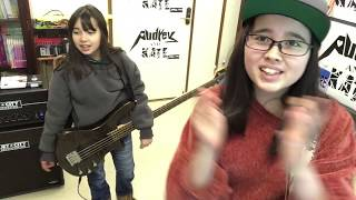 Download lagu DragonForce Through the Fire and Flames cover MP3
