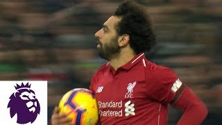 Salah's splendid finish equalizes for Liverpool v. Crystal Palace | Premier League | NBC Sports