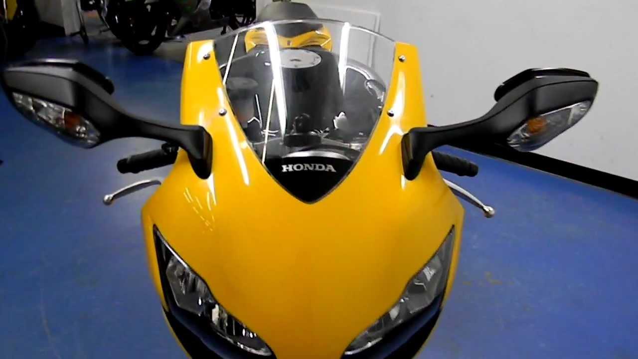 Honda Cbr1000rr 2008 >> SLXI / SSB: MSN1485 2008 Honda CBR1000RR Yellow For Sale at Simply Sport Bikes (1).MOV - YouTube