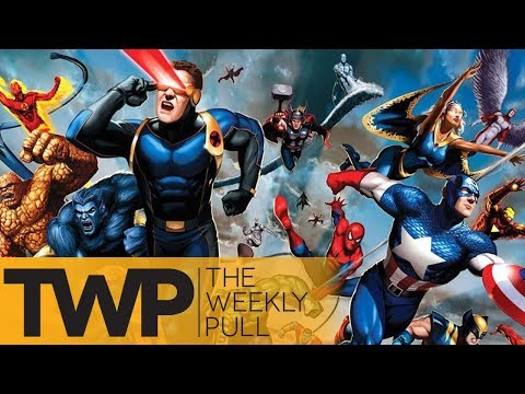 Disney Bought FOX! Plus TWP Status Update! | The Weekly Pull Podcast