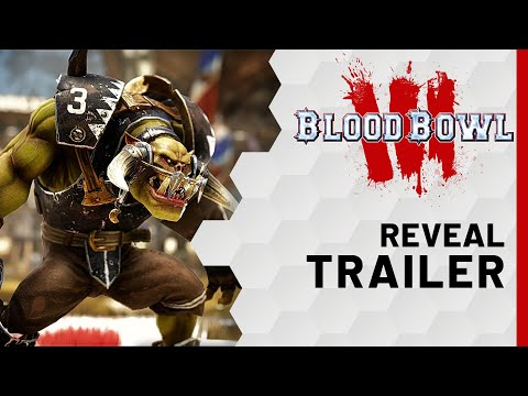 Blood Bowl 3 | Reveal Trailer