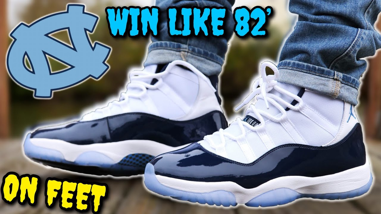 6a9fcfdca5a1  WIN LIKE 82  AIR JORDAN 11 ON FEET! WATCH THIS BEFORE YOU BUY! ANOTHER  DOPE RELEASE