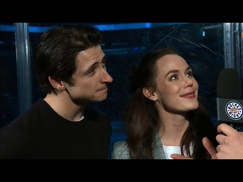 Virtue and Moir extremely grateful after Olympics