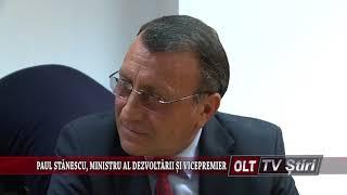 PAUL STANESCU MINISTRU AL DEZVOLTARII SI VICEPREMIER 1310