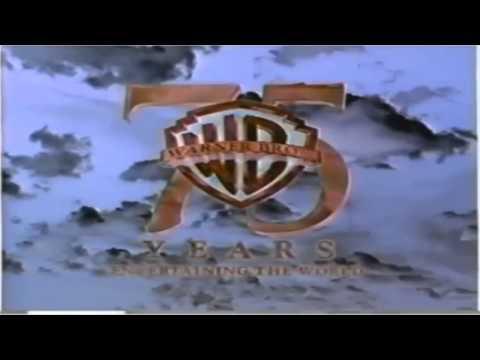 Warner Home Video (1996-2009) (75 Years Variant) in G Major