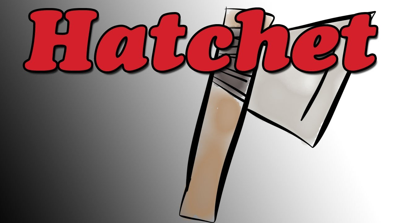 hatchet book review Welcome to hatchets review website myself, bowen will be your guide for  as you can see this is hatchet a book done by gary paulsen and all i can say is its .