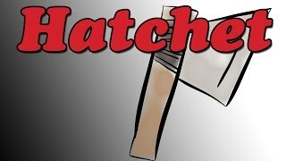 Hatchet by Gary Paulsen (Book Summary and Review) - Minute Book Report