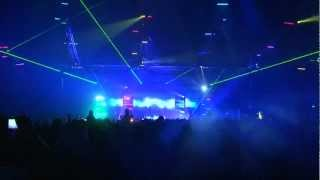 Showtek Sydney - Knife party internet friends @ hordern