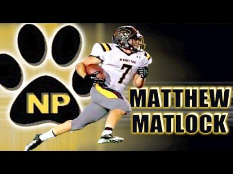 RB Matthew Matlock - Newbury Park - Class of 2015 - Junior Year Highlights