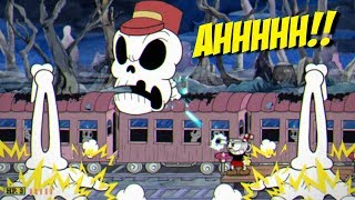 I KILLED IT!!! LIVE!!! [CUPHEAD]