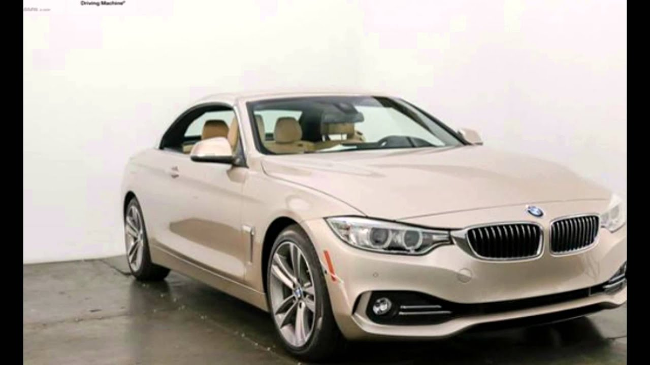 2016 BMW 428i Orion Silver Metallic - YouTube
